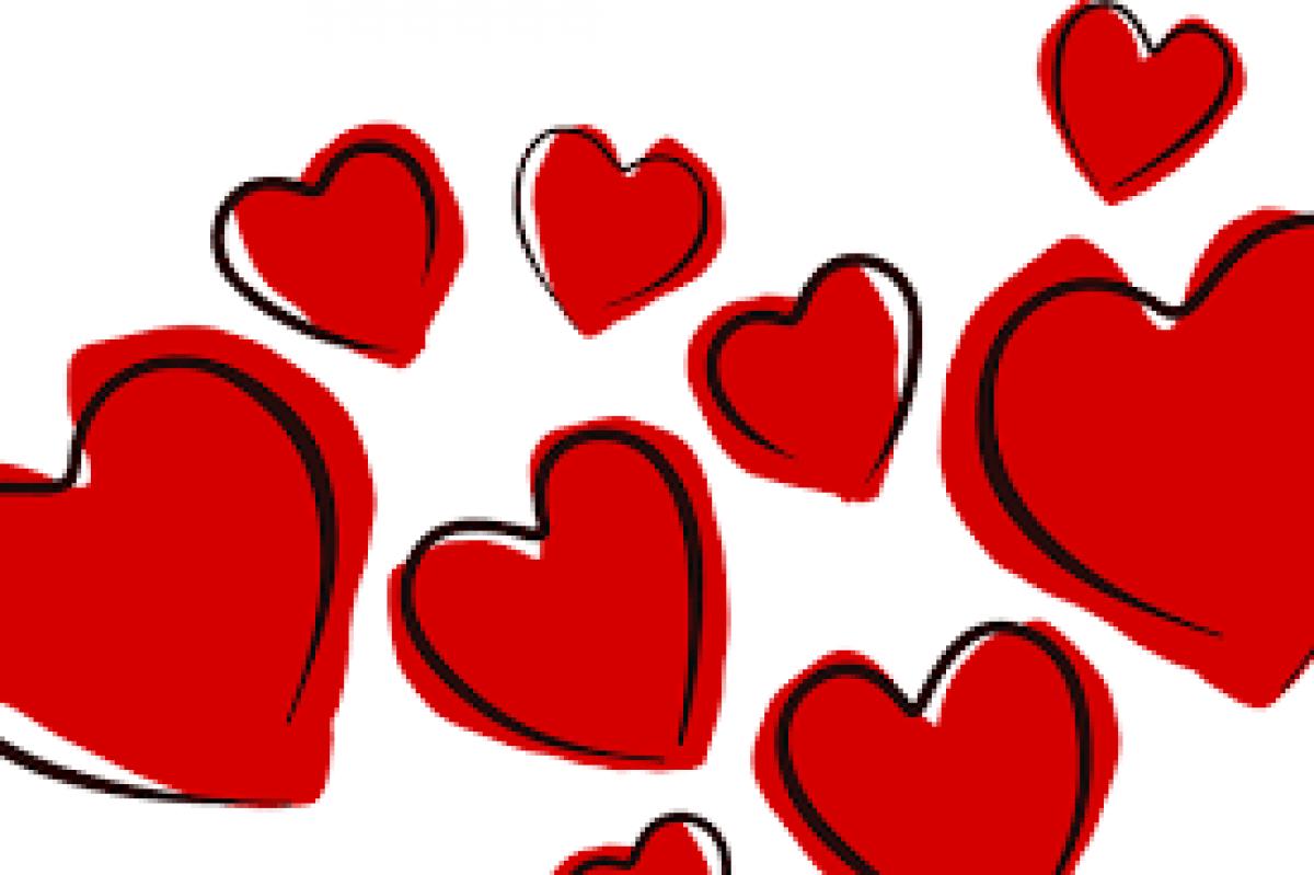 Menu De La Saint Valentin.... Samedi