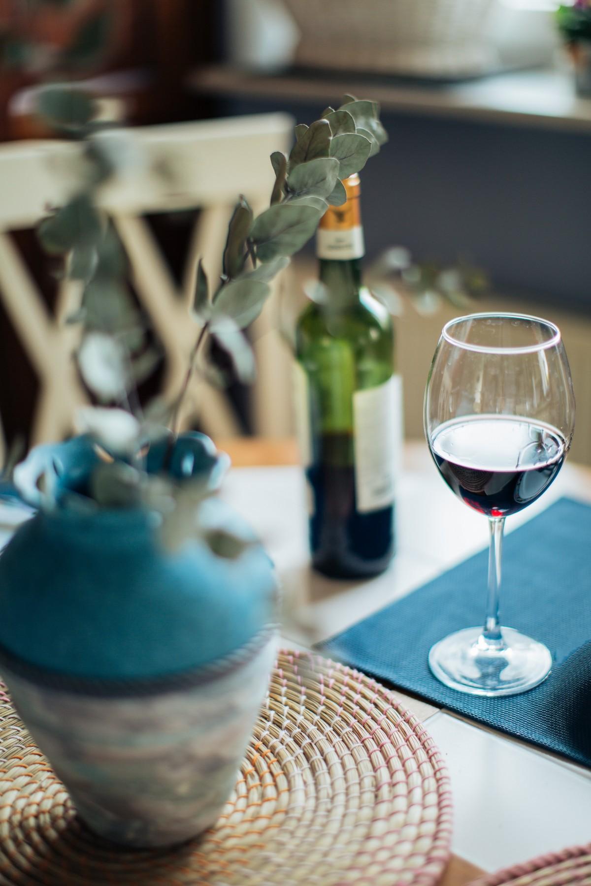 Vin rouge Syrah